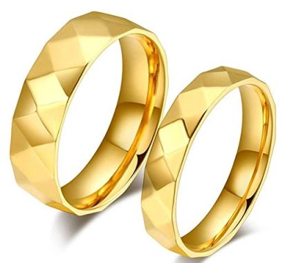 golden rings for his and her