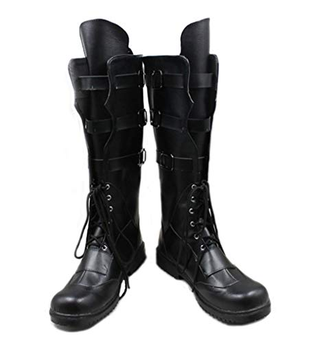 hawk eye knee high boots