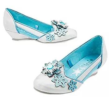 Princess Elsa Shoes For Kids Girl