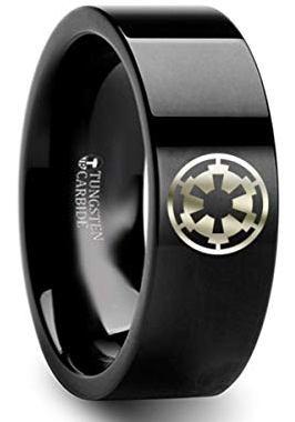 star emblem ring