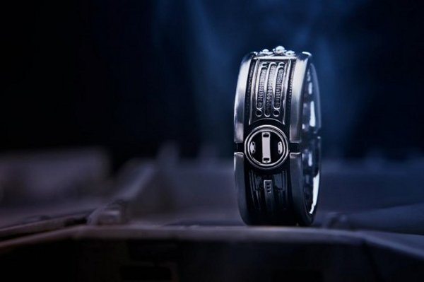 gorgeous star wars wedding rings for the fans - Star Wars Wedding Ring