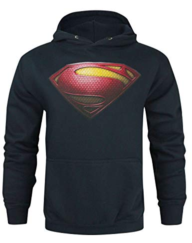 superman hooded sweetshirt