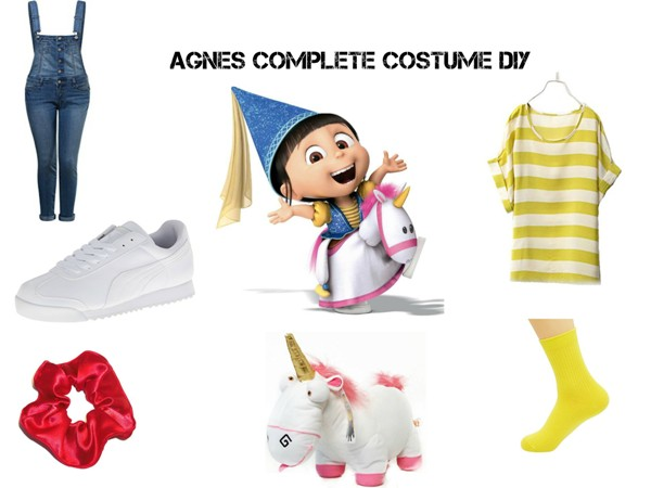 Agnes Complete Costume Guide