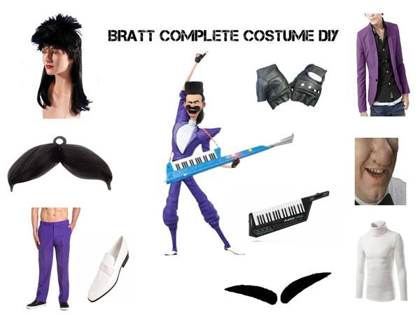 Balthazar Bratt Complete Costume