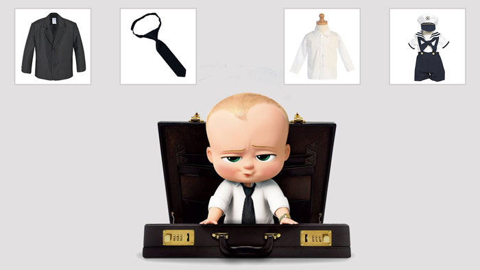 Boss Baby Clothes