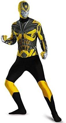 Bumblebee Transformer Age of Extinction Bodysuit