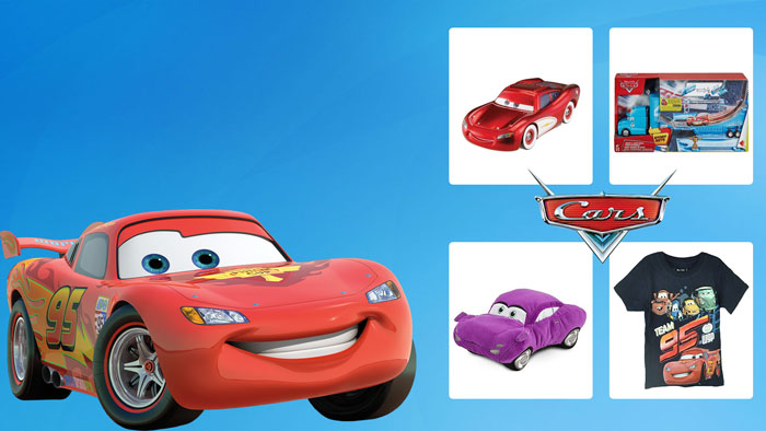 ae1fa325 Cars Movie Toys - Merchandise and Collectibles
