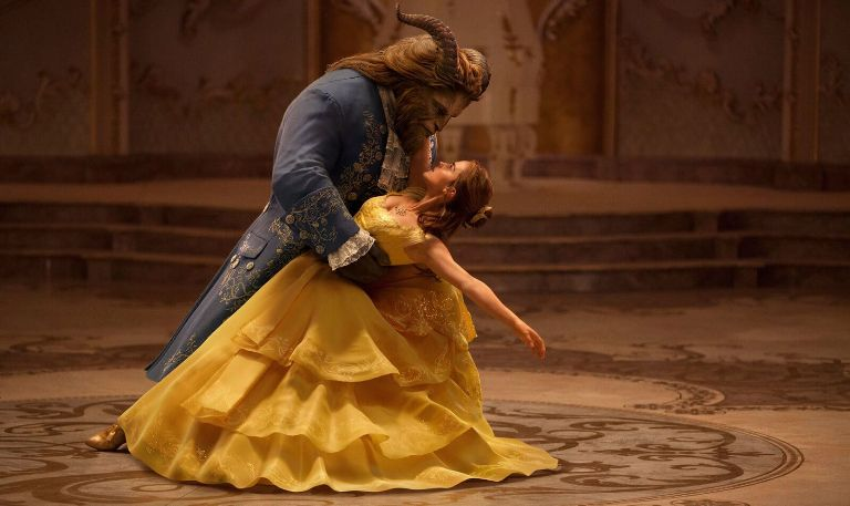 Classic Beauty and the Beast