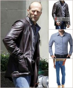 Deckar Shaw Jason Statham Outfit