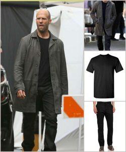 Deckard Shaw Matching Outfit