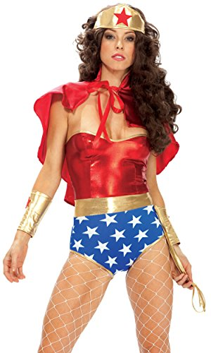Diana Prince Wonder Woman Cosplay