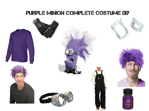 Evil Minion Costume Guide
