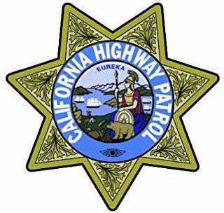 Highway Patrol Sticker