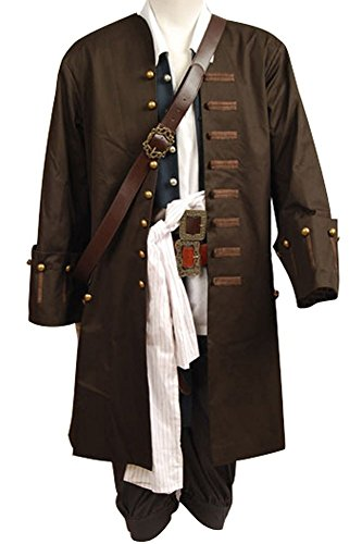 Jack Sparrow Top Outfit