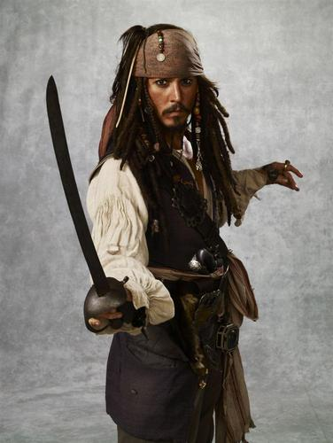 Jack sparrow  sc 1 st  Film Jackets & Pirates of the Caribbean Costumes - Gimmick As The Legend