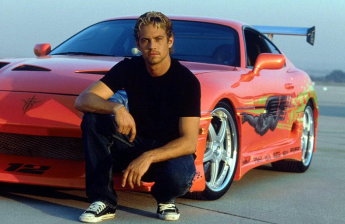 Late Paul Walker