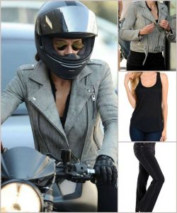 Letty Ortiz Biker Jacket