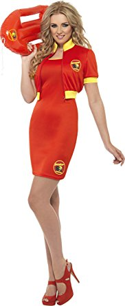 Life gaurd ladies costume