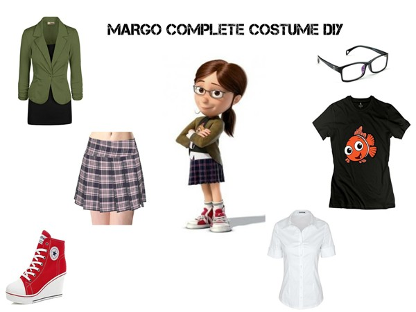 Margo Costume DIY Guide