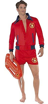 Men's baywatch costume