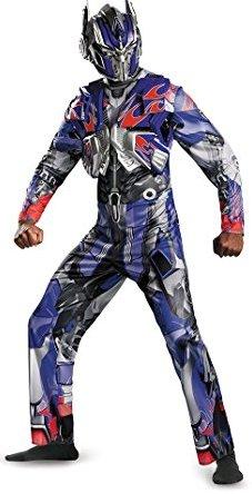 Optimus Prime Adults Costume
