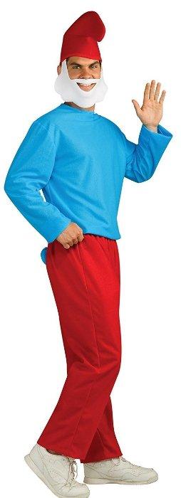 Papa Smurf Complete Costume