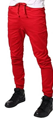 Red Joggers Pant