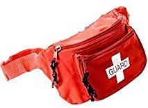 Red Medic Fanny Pack