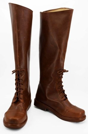 Rick OConnell Cosplay Boots