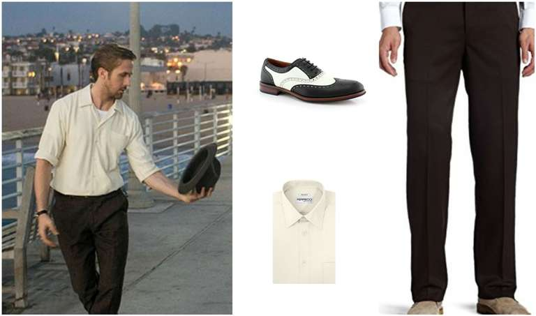 Sebastian Formal Dance Shirt Guide
