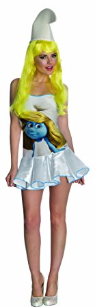 Smurf Costume - It s Your Turn To Wear Blue! 48a10fd8d02a