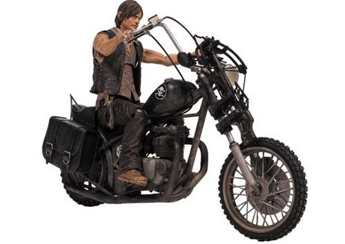 The-Walking-Dead-Daryl-Dixon-with-Chopper