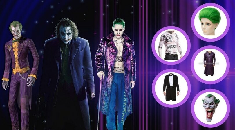 Therefore no matter how Joker is seeing him tormenting Batman is always a great sight. Thatu0027s why we are showing variations of Joker Costume ...  sc 1 st  Film Jackets & The Joker Costume | Tattoo Shirt and Merchandise for Cosplay