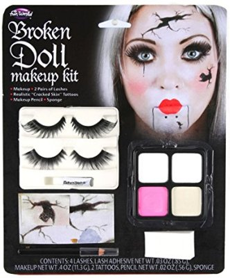 Women Doll Makeup kit