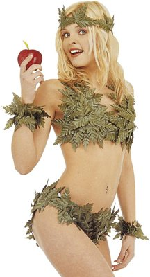 Women Leaf Costume