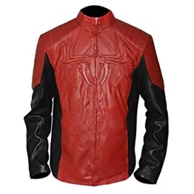 amazing spiderman jacket