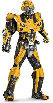 bumblebee adult 3d costume