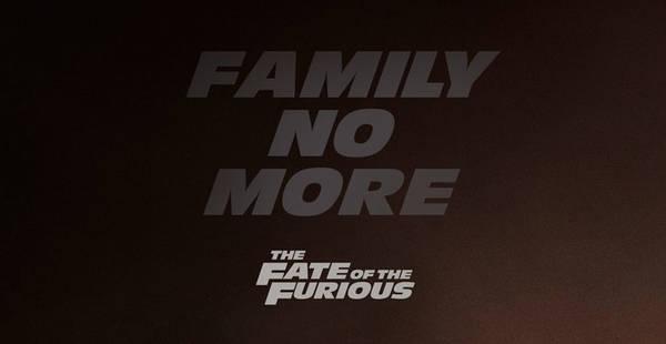 family no more