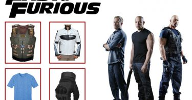 Fast And The Furious Clothing 375x195