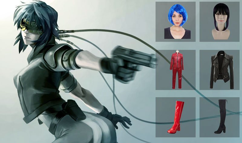 Ghost In The Shell Cosplay Complete Diy Guide