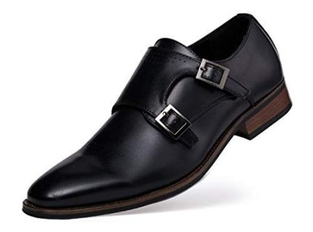 james bond shoes black