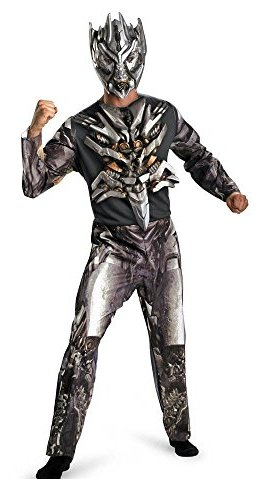 megatron adult Costume