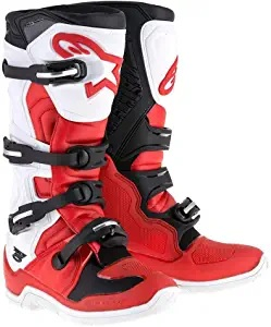 power rangers boots white and red