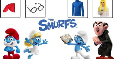 Smurf Costumes 375x195