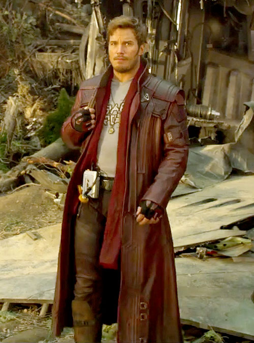 star lord 2 coat