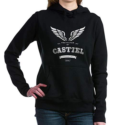 supernatural castiel hoodie