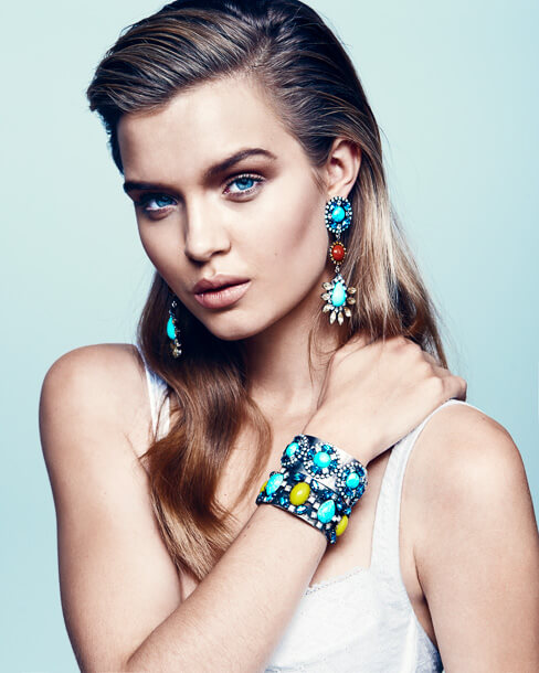 turquoise jewelry fashion
