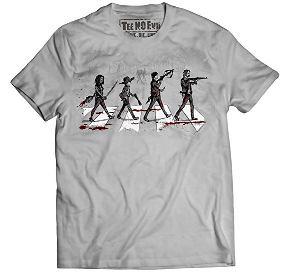 walking dead grey shirt