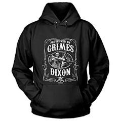 walking dead rick grimes hoodie