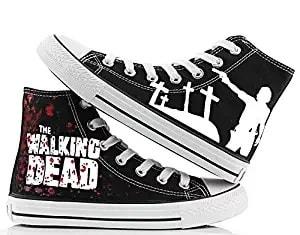 walking dead shoes womens
